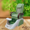2014 barato reclinable silla de masaje y pedicura spa silla de masaje y rosa eléctrico pedicura ( KZM-S171-4 )