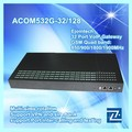 Melhor produto voip 32 canais goip gsm gateway gravador de voz em linha