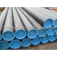 ASTM A53 carbon steel pipe/manufacturer from China/pipe fittngs