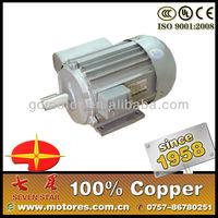 Capacitor running ac blower electromotor
