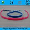 Promotional Gift Print LOGO Wholesale China Surprise Price Cheap Custom Silicon Bracelet Elastic