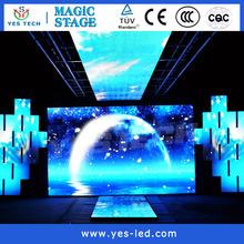 la pantalla LED de alquiler de concierto etapa fondo