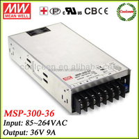 Meanwell MSP-300-36 36v dc power supply