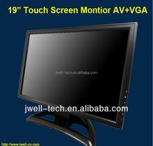 "19 inch lcd av,vga 1440*900 19"" 400cd/m2 Desktop monitor made in china"