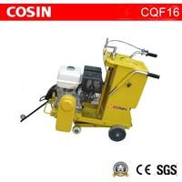 Asphalt Floor Concrete Saw CQF16 Construction Used Concrete Cutting Machine