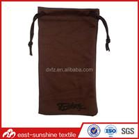 microfiber drawstring camera lens bag,custom bag for lens