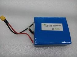 UAV Muticopter high energy Lipo Battery 4S4P 14.8V 6Ah (4P-24Ah) battery Pack