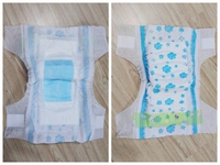 2015 Grade A comfortable economic absorption disposable Baby diaper