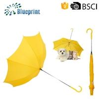 Promotional umbrella,pet dogs rain shade inverted umbrella