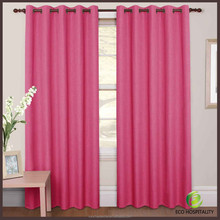 Elegant 100% Polyester Decorative Home Curtains