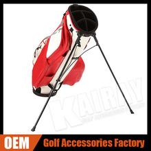 Factory Custom Golf Stand Bag/Carry Bag - Golf Commemorative Gift