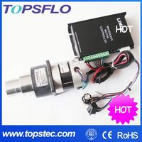 Magnetic Drive high pressure External Gear Pumps (DC brushless motor, outside controller)