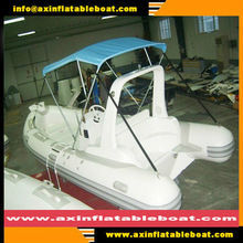 19ft 580cm fiberglass RIB inflatable boat MB-2