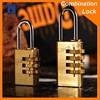 Brass Digits password lock combination padlock Safe padlock SL-US