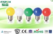 LED Decorative Light Bulbs,Suitable For Holiday,KTV, Bar,Wedding,G45 Led Party Ball Light
