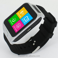 2015 new style high quality silicone wrist android watch phone