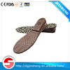 Latex foam shoe insole with Tiger Print