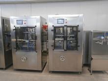 2015 New high precision automatic liquid filling machine/ perfume, oil, cosmetic toner, milk, juice liquid filling machine