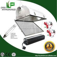 smart hydroponics 400w 600w 1000w indoor grow light kit/600w hps grow lights