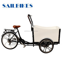 2015 new promotion model electric cargo tricycle jx-t05 in cheap price