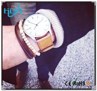 Newest design most hotting model custom fashion watches lady vogue watch