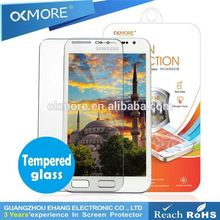Factory price oem/odm tempered glass screen protector for note3