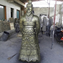 Good quality Chinese pottery terracotta warriors sale clay figurine antique