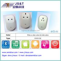 Bluetooth Smart Power Socket/ Outlet UK/EU/CN/AU Type