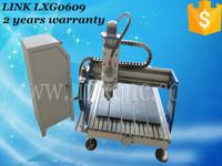 Easy operation LXG0609/mini cnc router 6090/desktop cnc router/router bits