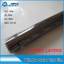 Many People Like--- Exterior Accessories For Car Solar Window Tint Film
