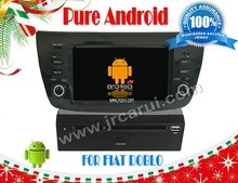 FOR FIAT Doblo Android 4.4 tv and radio RDS,with Capacitive Screen, support back up camera central multimidia