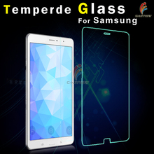 top quality 2.5d anti shock scratch resistant premium tempered glass screen protector for samsung tablet 4.8