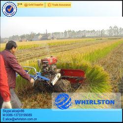 Exported to Pakistan mini rice wheat cut cutting machine/mini wheat cutting machine/ rice cutting machine