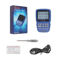 2015 Latest Arrival Original VPC-100 Hand-Held Vehicle PinCode Calculator VPC100 VPC 100 With 300 +200 Tokens