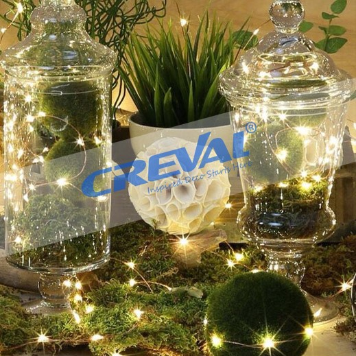 China Wholesale Christmas decorative mini led string light with different colors