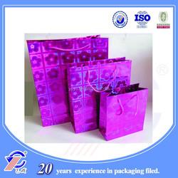 beautiful design colorful custom paper bag oem are accept