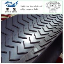 15mm height pattern chevron conveyor belt