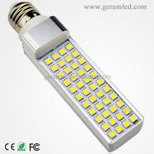high power plc 2 pin 4 pin led g24 lamp 11w g24 led pl light replacing 26w cfl