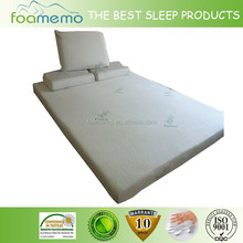 New Alibaba China Cool Memory Foam Mattress Topper