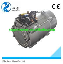 5kw 72v Three Phase AC Motor For Electric Vehicle