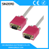 vga to red white yellow cable XZRV003/vga 25 pin cable