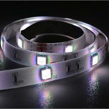 Dream color waterproof IP65 60led/m SMD5050 Flex LED Strip floor light led strip lighting