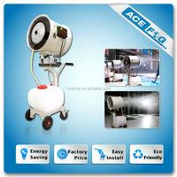 Whole Sale Industrial Outdoor Dust Control Mist Fan