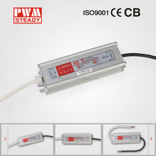 80W Single Output LED Power Supply led driver electron transformer / led driver / led street light driver