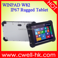 Winpad Tablet PC IP67 Waterproof Rugged Window System 8 inch HD 2GB 32GB Intel Z3735F Quad Core WCDMA 3G NFC GPS Wifi Unlocked