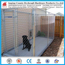 cheap chain link dog kennels /large dog kennel