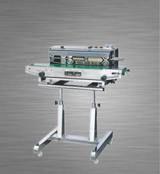 Horizontal simple band sealer ,Continuous Sealer