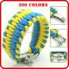 loom velcro clasp paracord bracelet wholesale