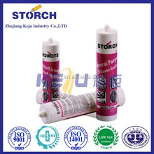 General purpose acetic for curtain wall, silicone sealant for structural stone material
