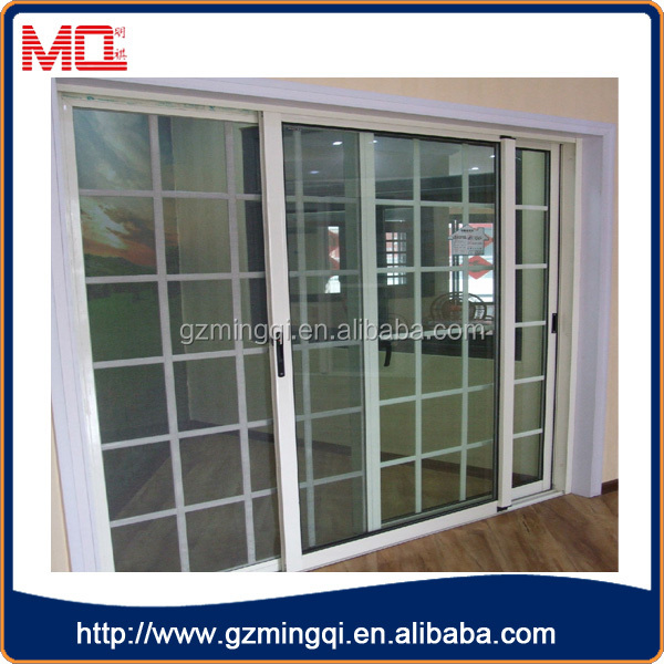 Latest Australia Standard 3 Panel French Doorspvc Double Glass